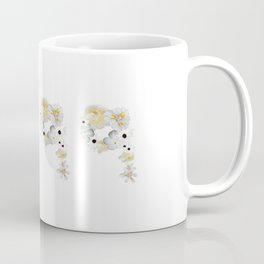 White Flower 1999 Coffee Mug