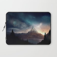 fantasy mountain Laptop Sleeve