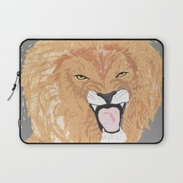 The Lion of the Tribe of Judah Laptop Sleeve