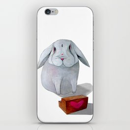 the velveteen learns he is real when he learns a minor chord iPhone Skin