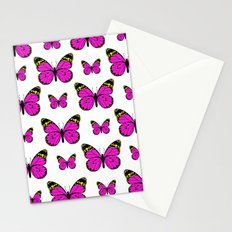 More Butterflys Stationery Cards