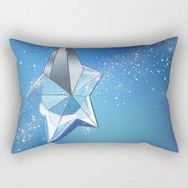 Star Perfume Bottle Rectangular Pillow