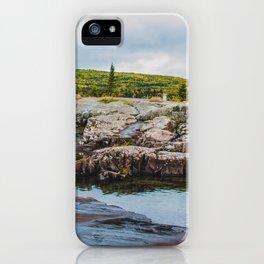 Artist Point Trail, Grand Marais, Minnesota 16 iPhone Case