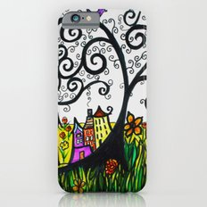 Monday Whimsy Doodle _original Slim Case iPhone 6s