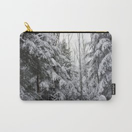 Icy Walk Carry-All Pouch