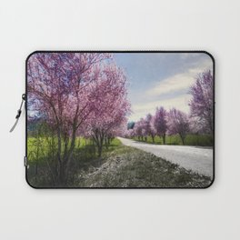 The Coming of Spring Laptop Sleeve