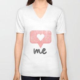 Love Your Self Unisex V-Neck