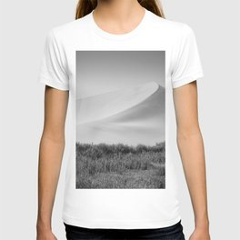 Field Mountain (Black and White) T-shirt