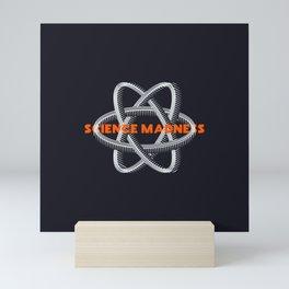 Science madness Mini Art Print
