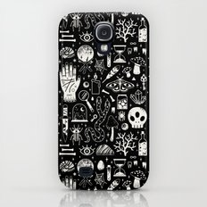Curiosities: Bone Black Galaxy S4 Slim Case