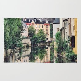 Luxembourg City, The Grund Rug