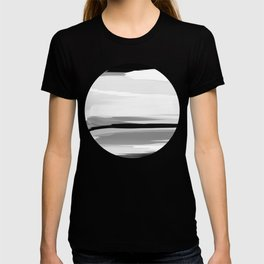Soft Determination Black & White T-shirt