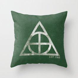 Knights Logo Throw Pillow