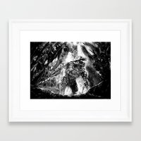 master chief Framed Art Prints featuring Master Chief by Tufty Cookie