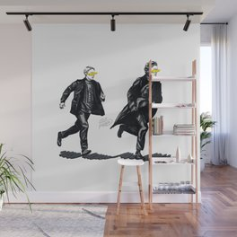 Swift Run (Sherlock and John) Wall Mural