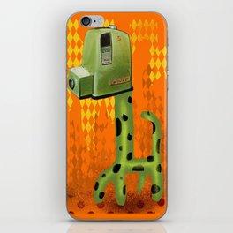 pup-o-matic iPhone Skin