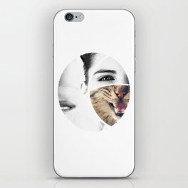 volte face iPhone Skin