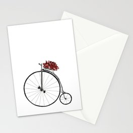Christmas Bicycle Stationery Cards