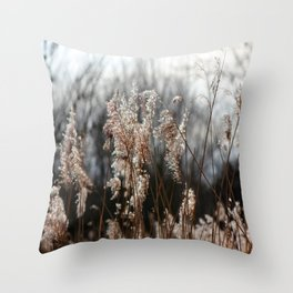 Freedom For The Soul Throw Pillow