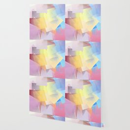 Cubism Abstract 189 Wallpaper