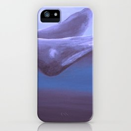 Landscape with Feet iPhone Case
