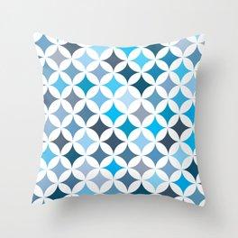 Stars - Ocean #461 Throw Pillow
