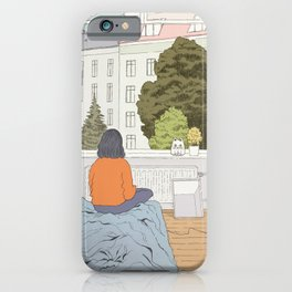 Daydreamer iPhone Case