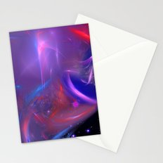 Cosmic Twister Stationery Cards