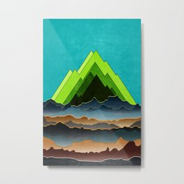Wido Mount Metal Print