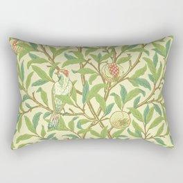 "William Morris ""Bird & Pomegranate"" 1. Rectangular Pillow"