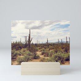 Under Arizona Skies Mini Art Print