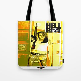 Terra Hell Riot 1 Tote Bag