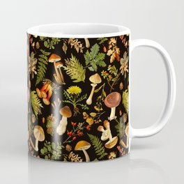 Vintage & Shabby Chic - Autumn Harvest Black Coffee Mug