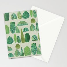 Watercolour Topiary Stationery Cards