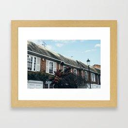 Cadogan Lane #1 Framed Art Print