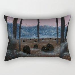 Lurkers Rectangular Pillow