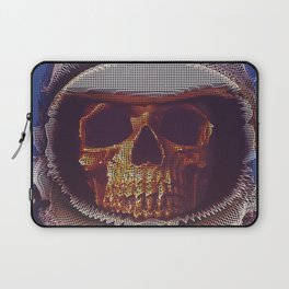 At A Certain Distance In space Or Time Laptop Sleeve