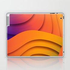 Bold Waves Laptop & iPad Skin
