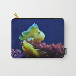 Pair Of Leaf Scorpionfish Carry-All Pouch