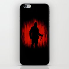 The assassin rippers bloody sunday iPhone Skin