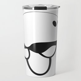 Skateboard Helmet Travel Mug