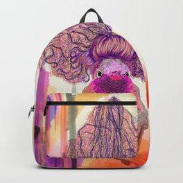 Fabulous Hummingbird Backpack
