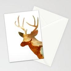 Deer V2 #society6 Stationery Cards