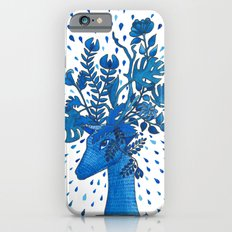 Flowery fawn iPhone 6s Slim Case
