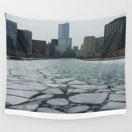 Parts Of Chicago Wall Tapestry