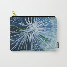 Dandelion Space Oddity Carry-All Pouch