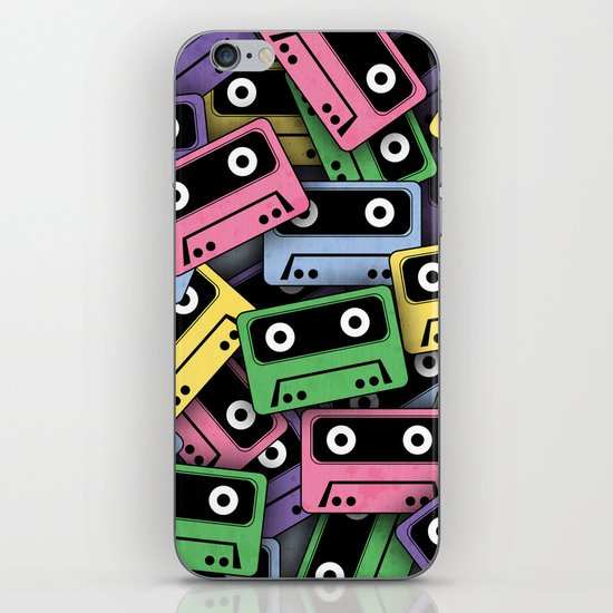80's Kicks! iPhone & iPod Skin