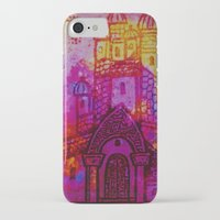 russia iPhone & iPod Cases featuring Russia  by Kaxton