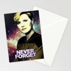 Never Forget Tasha Stationery Cards