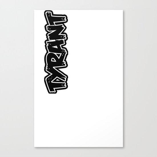 *FOR ZIP UP HOODIE  Canvas Print